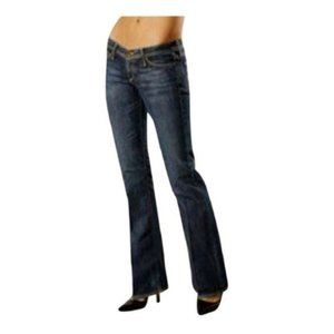 A G  Adriano Goldschmied The Merlot Lowrise Jeans